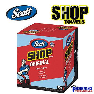 Scott original shop towels box