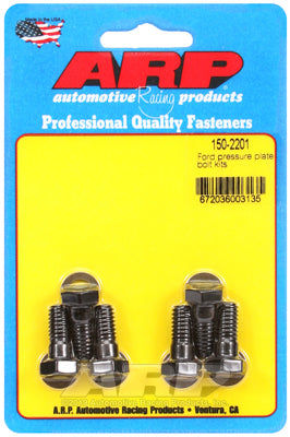 ARP Pressure Plate (Clutch Cover) Bolt Kit Suit Ford 289-460 V8 (1985 & earlier)