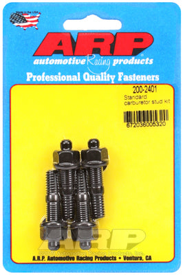 ARP Carburetor Stud Kit Suit Standard / No Spacer, 1.700