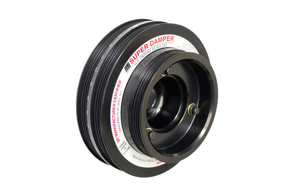 ATI Super Damper Serpentine Series Harmonic Balancer Suit Nissan R32 RB26 Up To 750HP
