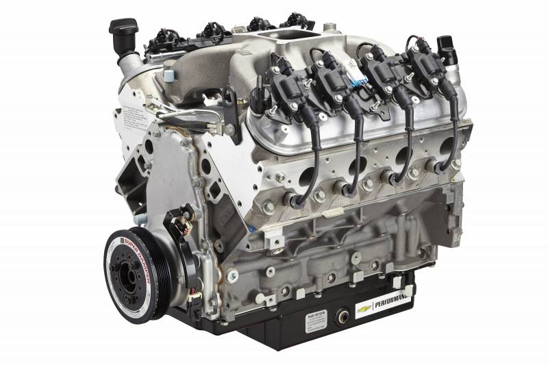 GM CT525 Crate Engine 533 HP @6600 RPM ~ 477 LB-FT@5200 RPM