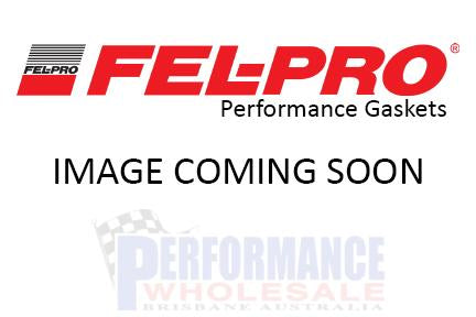 FELPRO EXHAUST GASKET SBC RAISED D SHAPE -13