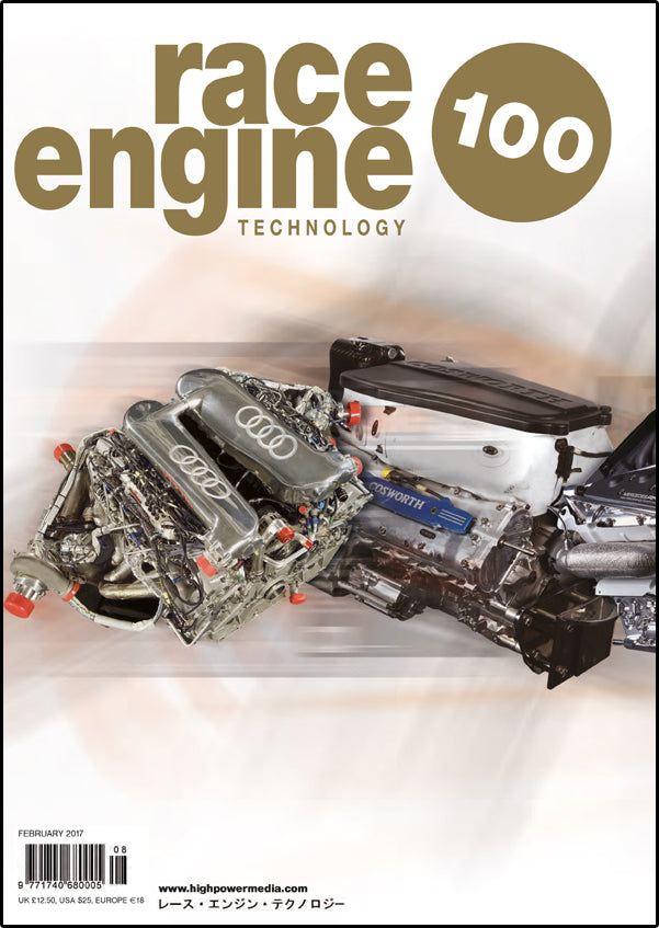 Race Engine Technology Magazine - Issue 100