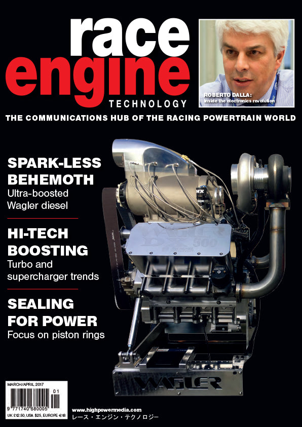 Race Engine Technology Magazine - Issue 101
