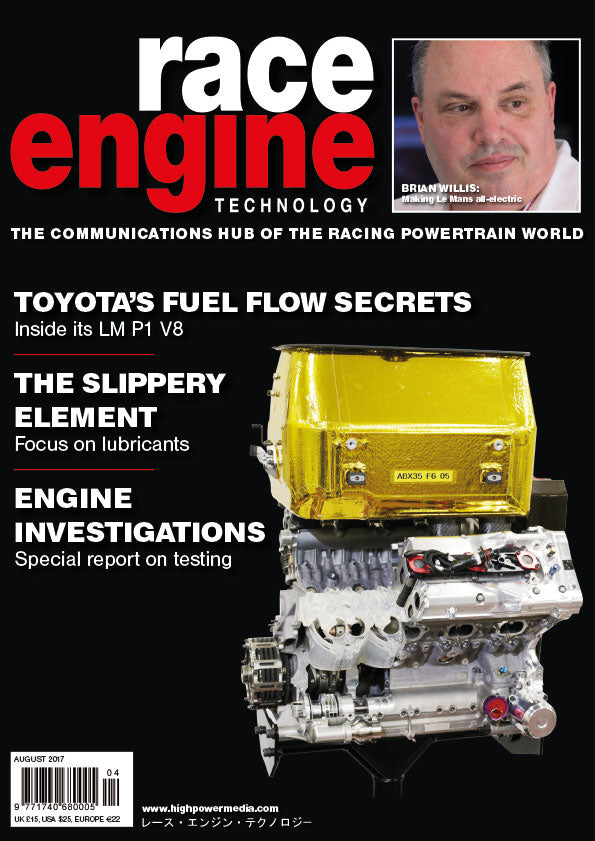 Race Engine Technology Magazine - Issue 104