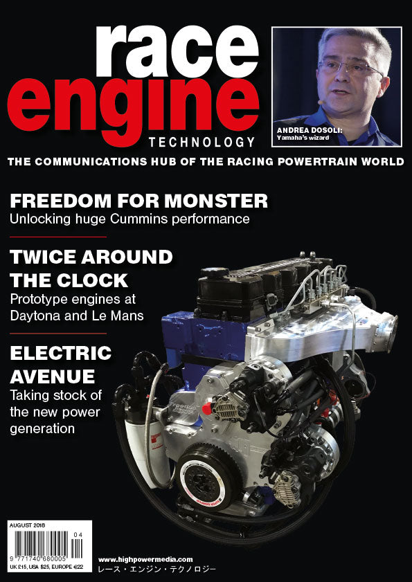 Race Engine Technology Magazine - Issue 112