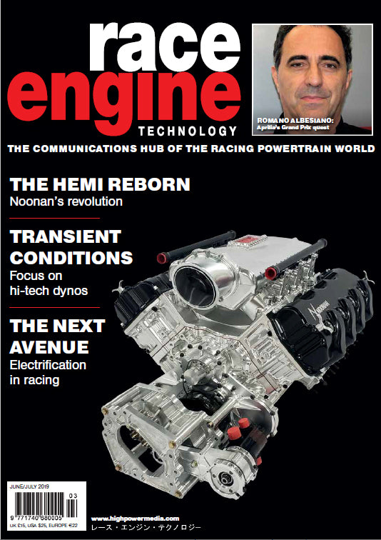 Race Engine Technology Magazine - Issue 119