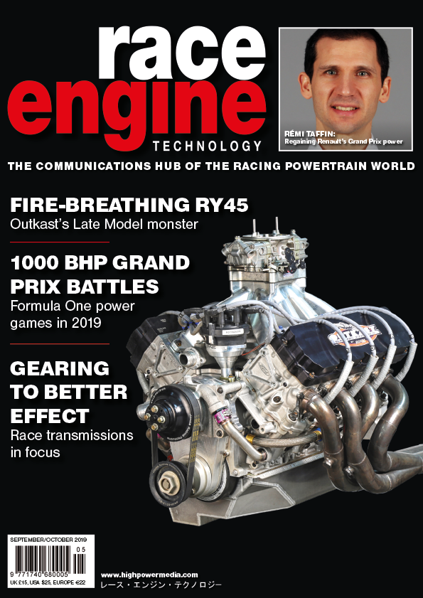 Race Engine Technology Magazine - Issue 121