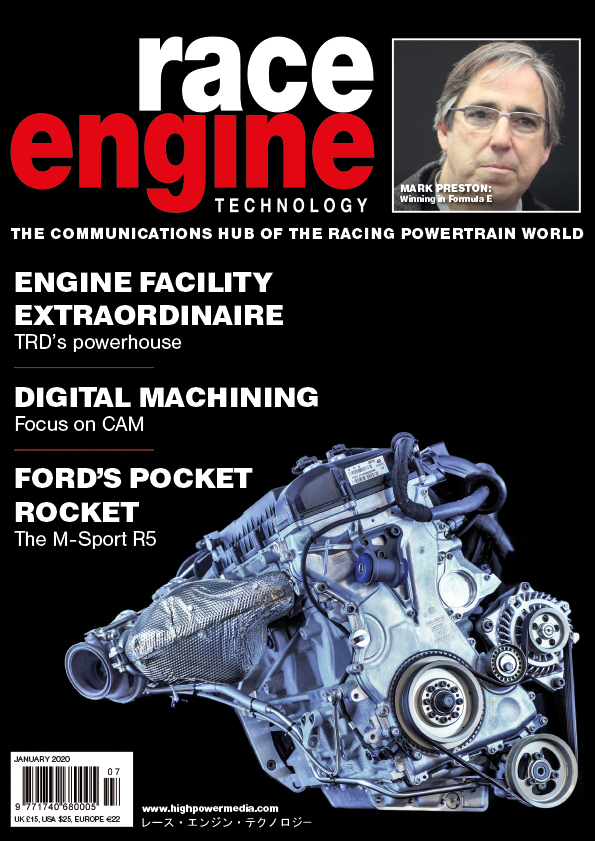 Race Engine Technology Magazine - Issue 123