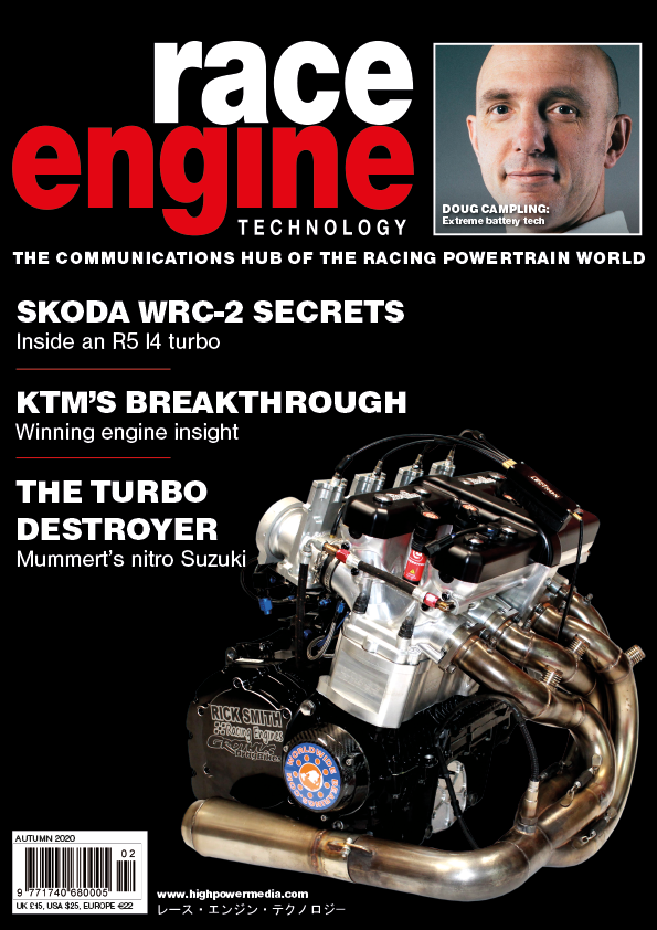 Race Engine Technology Magazine - Issue 126