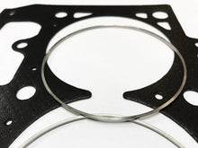 "Load image into Gallery viewer, SCE Gaskets Vulcan Cut-Ring Head Gasket Suit Chevrolet LS1 LS2 4.056"" Bore, .059"" Thick"