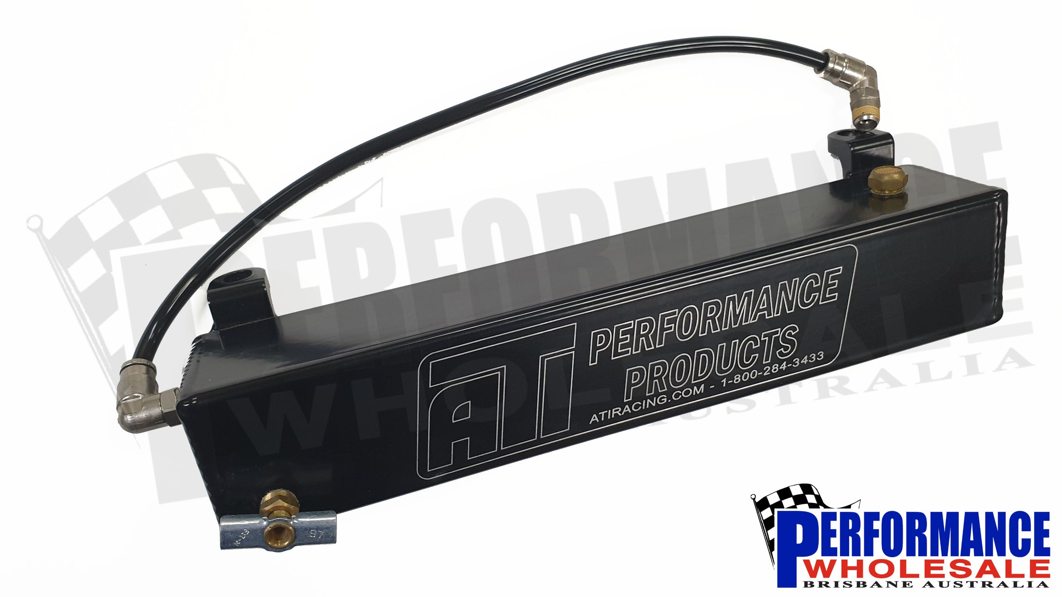 ATI Transmission Overflow Tank / Catch Can Suit Powerglide