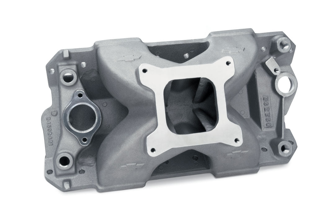 Chevrolet Performance Aluminium Competition Intake Manifold Suit 18° Cylinder Heads