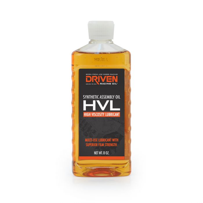 Driven HVL High Viscosity Lubricant - 8 oz bottle