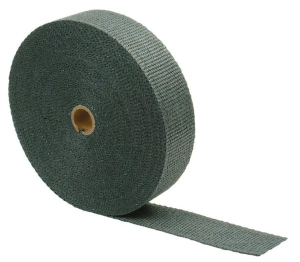 DEI Design Engineering Black Glass Fibre Exhaust Heat Wrap ~ 2in x 50ft Roll