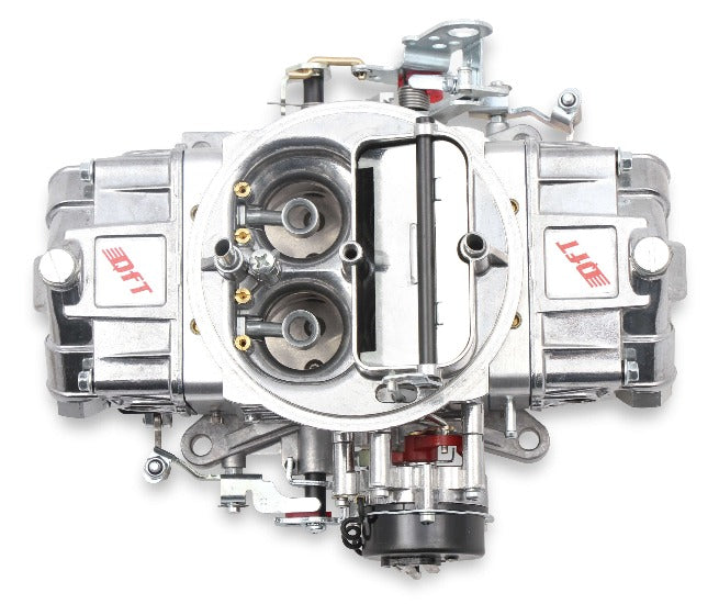 Quick Fuel HR Series Carburettor ~ 650CFM Die Cast Aluminium With Electric Choke & Mechanical Secondary