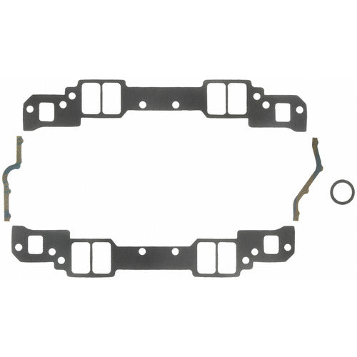 Felpro Intake Gasket Set Suit SB Chev 262-400 With Chevrolet 18° High Port - Pro Topline Heads