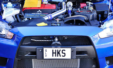 Load image into Gallery viewer, Genuine Personalised Plates Queensland Number Plates ~ HKS