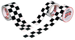 ISC Racers Tape ~ Checkerboard Tape