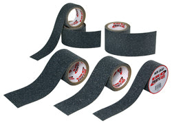 ISC Racers Tape ~ Non Skid Tape, Great for Use on Trailer Ramps, Stairs or Brake & Clutch Pedals