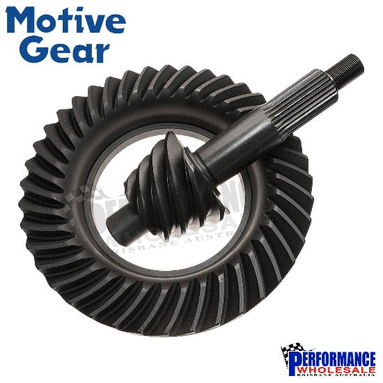 "Motive Performance  ""AX Series"" Gears ~ Lightweight ~ Differential Ring and Pinion for Ford 9"