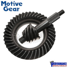 "Load image into Gallery viewer, Motive Performance  ""AX Series"" Gears ~ Lightweight ~ Differential Ring and Pinion for Ford 9"" Diff"