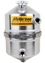 Load image into Gallery viewer, Peterson 3 Gallon Dry Sump Oil Tank With Single Scavenge Inlet
