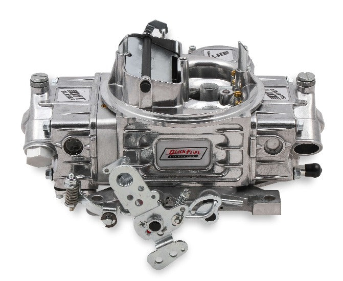 Quick Fuel Slayer Series Carburettor ~750CFM Die Cast Aluminium With Electric Choke & Vacuum Secondary