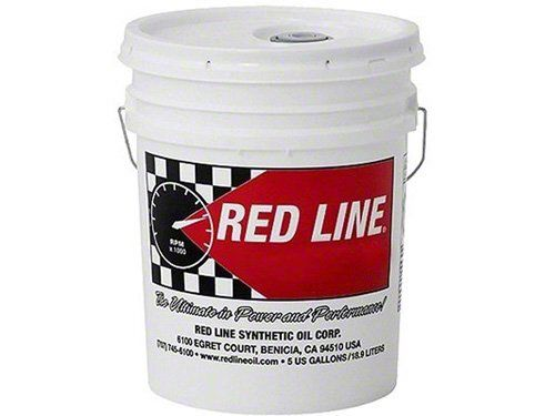 Red Line 40WT Full Synthetic Race Oil (15W40) 18.92L