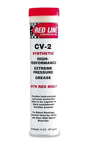 Red Line CV-2 Grease 14oz Tube