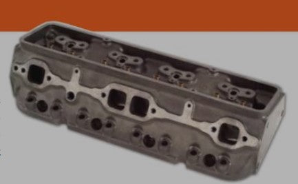RHS 12333 Pro Action Small Block Chevrolet Bare Cylinder Head