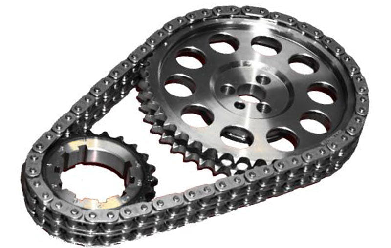 Rollmaster Double Row Timing Chain Set Suit LS1 With 3 Bolt Camshaft