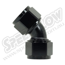 Load image into Gallery viewer, Female 45 Degree Union Swivel Adapter