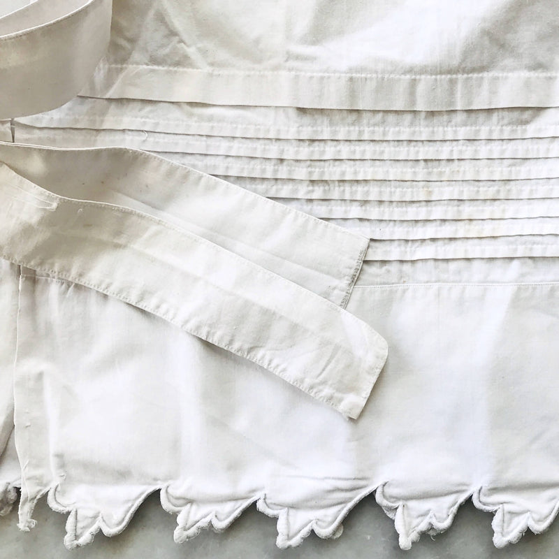 Linen Children's Apron