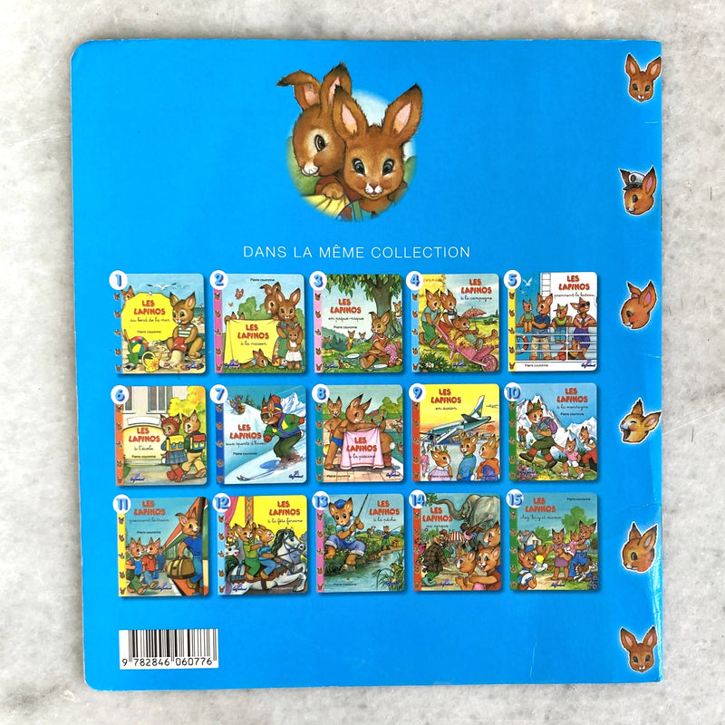 Les Lapinos Children's Book No. 1- 6