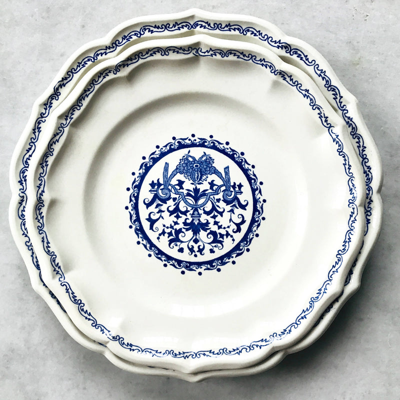 Gien Collection Plates