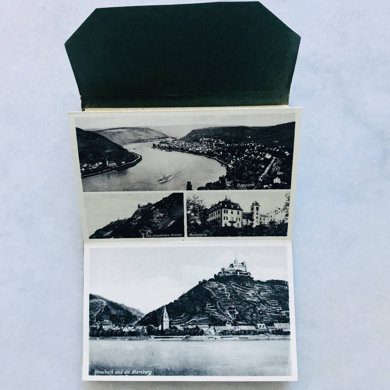 Rhine River Postcard Collection