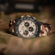 "Load image into Gallery viewer, Rolex DiW NTPT Carbon Daytona ""DESERT EAGLE"" (Retail:US$56,800)"