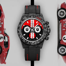 "Load image into Gallery viewer, Rolex DiW NTPT Carbon Daytona ""MONZA"" (Retail: US$55,500)"