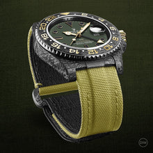 "Load image into Gallery viewer, Rolex DiW NTPT Carbon GMT-Master II ""Desert"" (Retail:EUR 37490)"