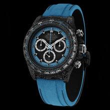"Load image into Gallery viewer, Rolex DiW NTPT Carbon Daytona ""ELECTRO"" (Retail:US$52,000)"