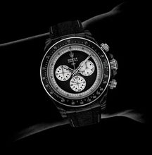 "Load image into Gallery viewer, Rolex DiW NTPT Carbon Daytona ""PAUL NEWMAN BLACK SC"" (Retail:US$49,500)"