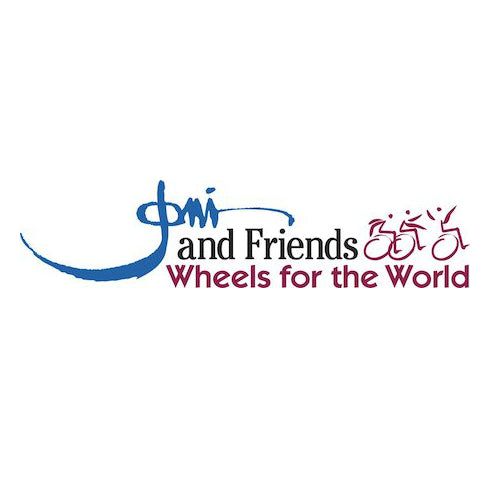 Wheels for the World logo