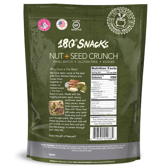 Nut + Seed Crunch (28 oz.)