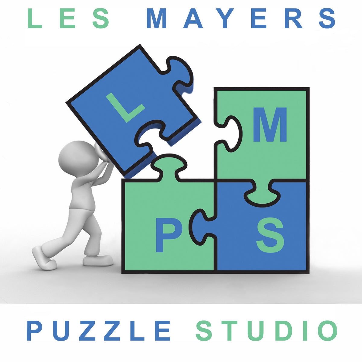 INTRODUCTORY VIDEO FOR LES MAYERS PUZZLE STUDIO - CONTEMPORARY ART JIGSAW PUZZLES