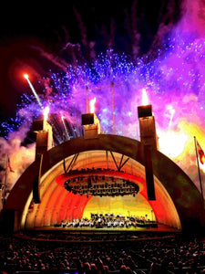 A SUMMER EVENING AT THE HOLLYWOOD BOWL 01 - AROUND LA / HOLLYWOOD