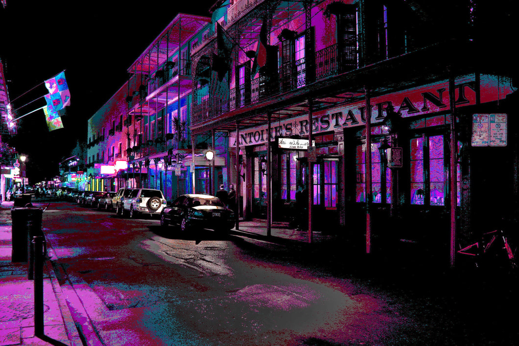 ANTOINE'S RESTAURANT IN NEW ORLEANS' FRENCH QUARTER 01 - CITYSCAPES