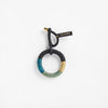 Pichulik | Summer Keyring Black Teal
