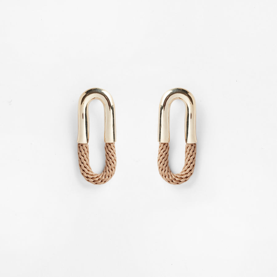 Pichulik | Cantadora Earrings Black