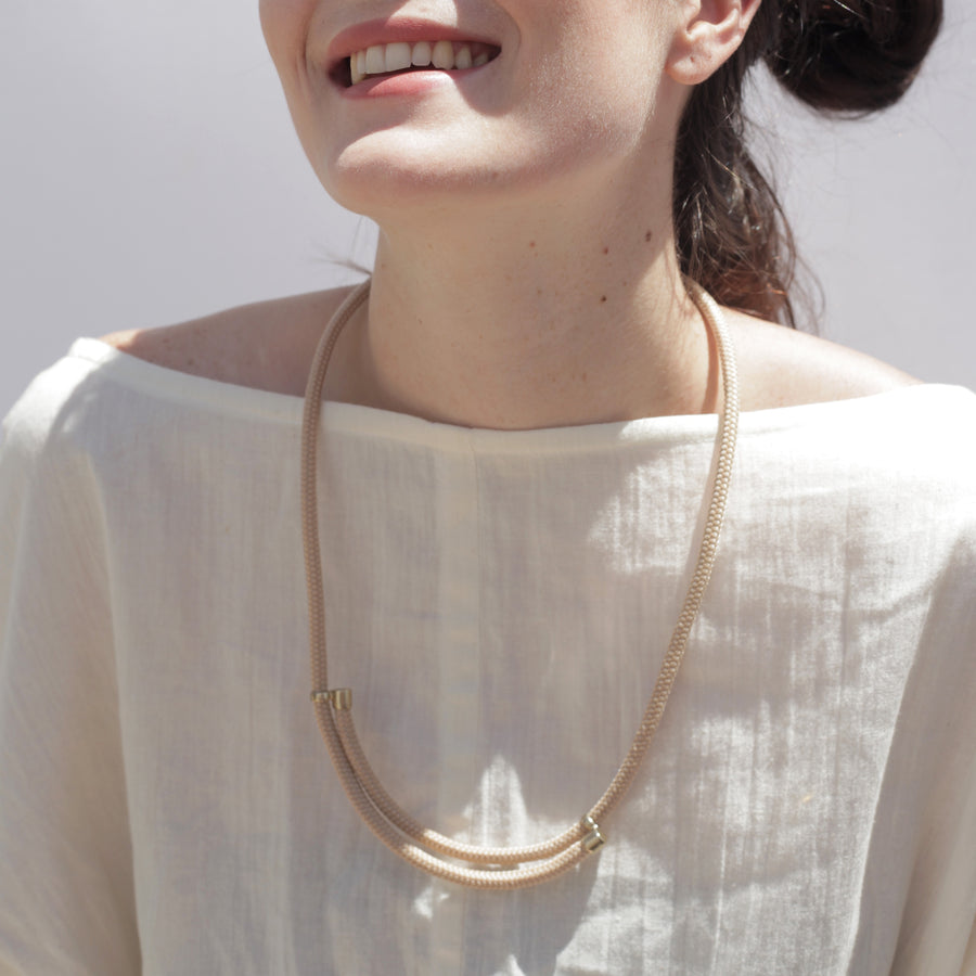 Pichulik | Joy Necklace Beige